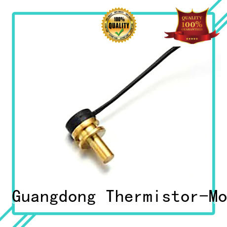 Thermistor-Mov high-energy temperature probe sensor with good performance for telecom server