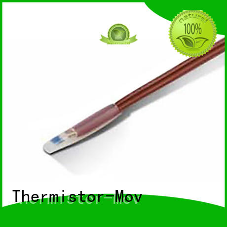 Thermistor-Mov energy thermo sensor with Safety monitoring system for adls modem