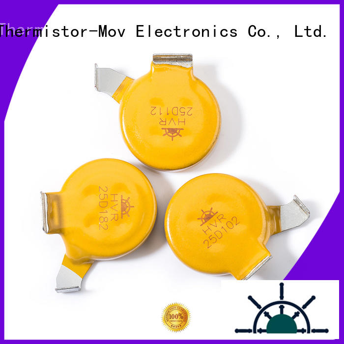 Thermistor-Mov eximious surge varistor calibration heating
