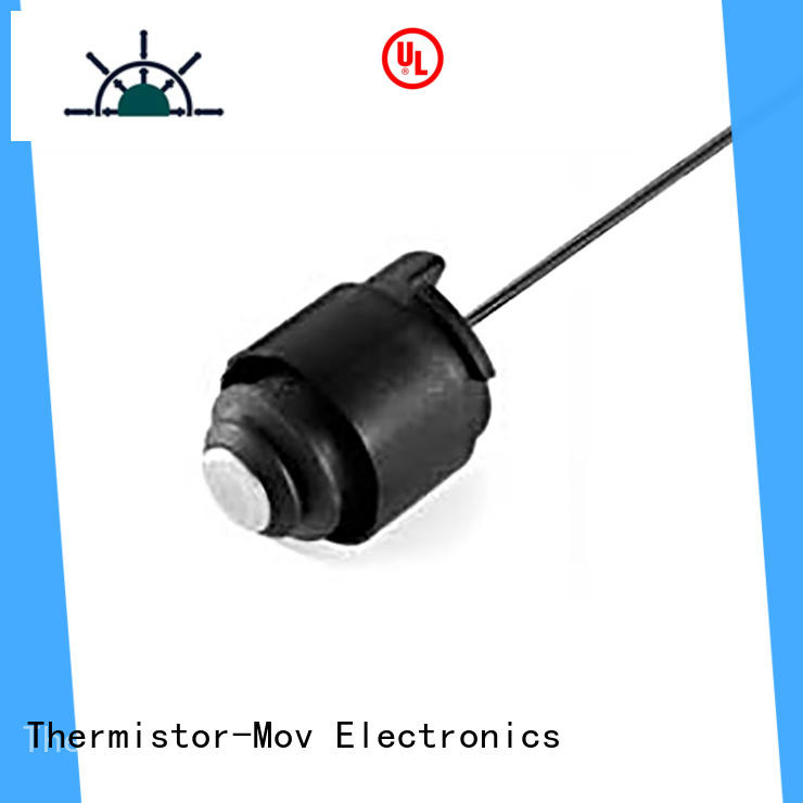 Thermistor-Mov high-energy accurate temperature sensor with good performance for motor