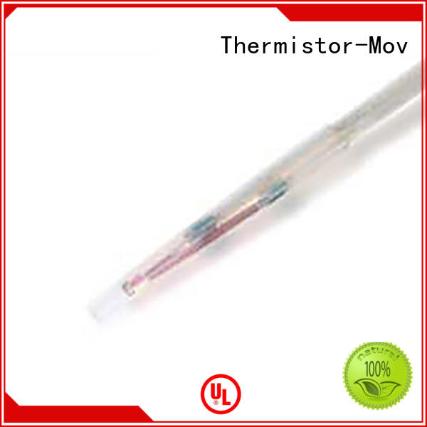 Thermistor-Mov sensor thermistor temperature sensor with Safety monitoring system for digital meter