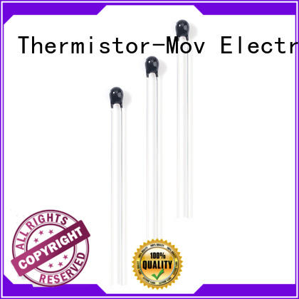 glass encapsulated ntc thermistor ntc canteen Thermistor-Mov