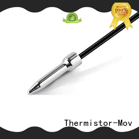 Thermistor-Mov low-cost thermistor sensor with Safety monitoring system for adapter