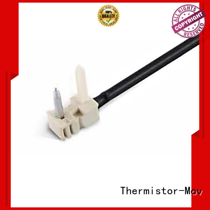 Thermistor-Mov surge electronic temperature sensor with Wide resistance range for adapter