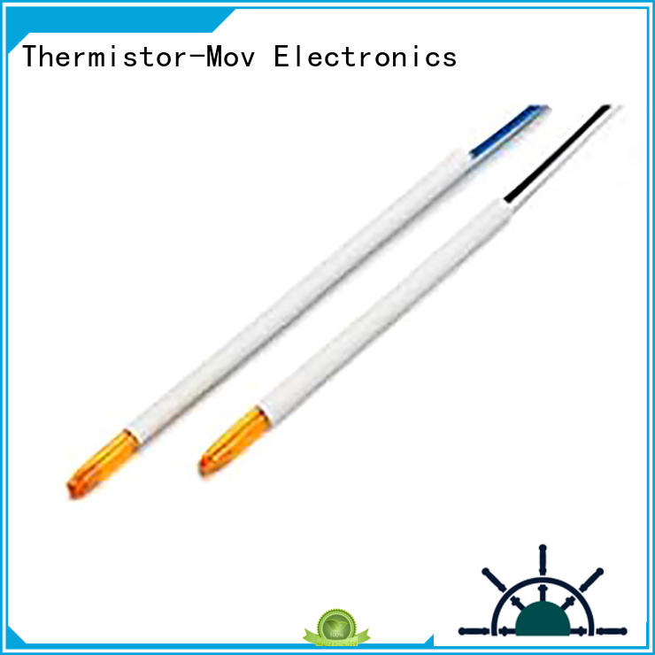 Thermistor-Mov environmental  ntc type temperature sensor with Wide resistance range for cable modem