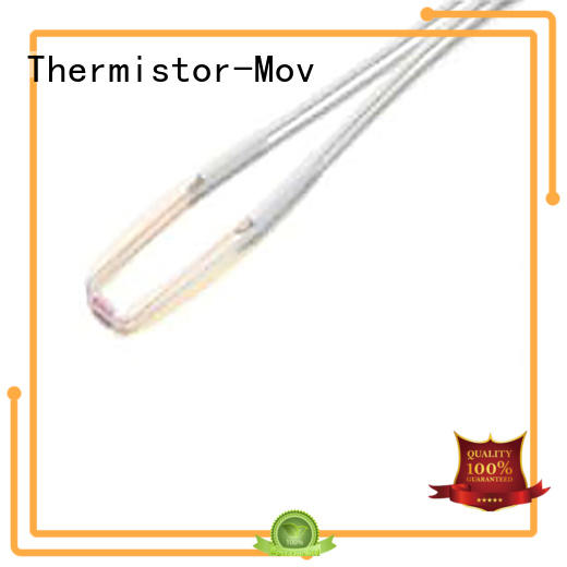 Thermistor-Mov small temperature sensor with Safety monitoring system for isdn equipment