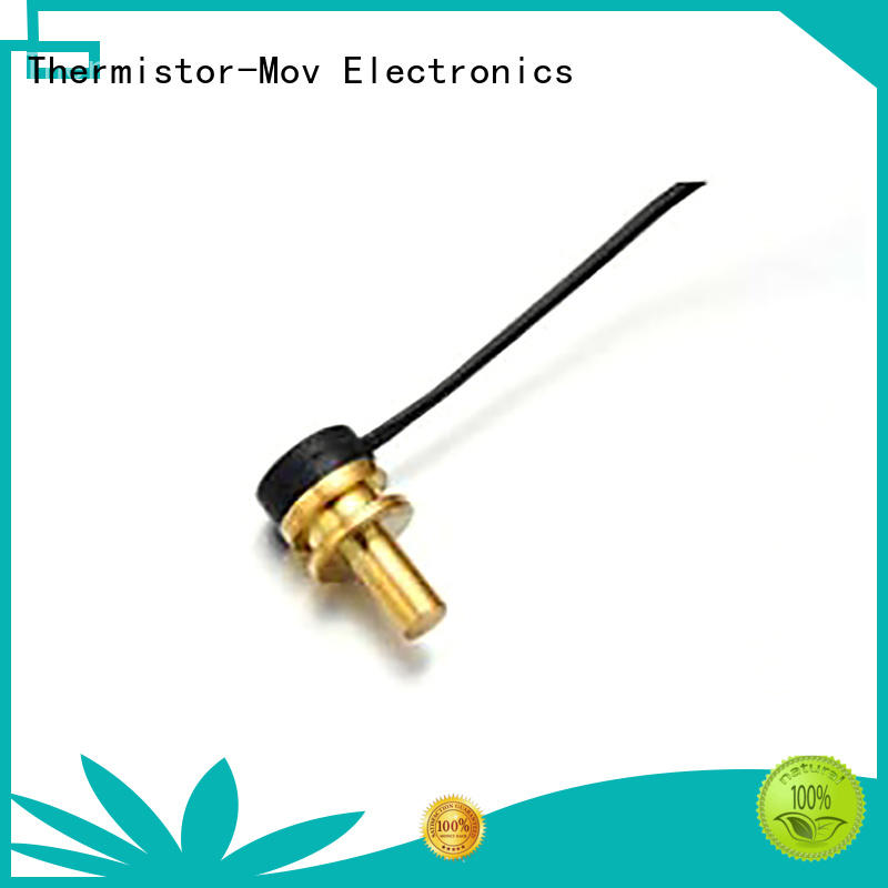 scientific temperature sensors glass  with Wide resistance range for digital meter