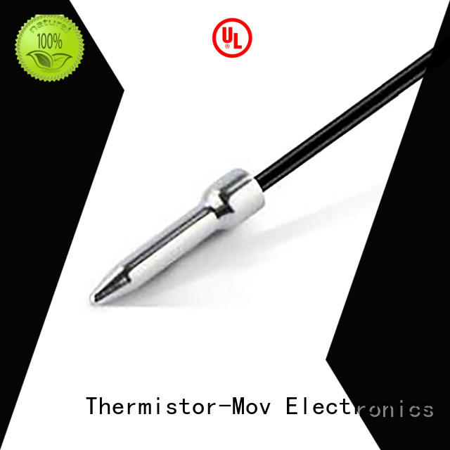Thermistor-Mov hot-sale high temperature sensors with Wide resistance range for adapter