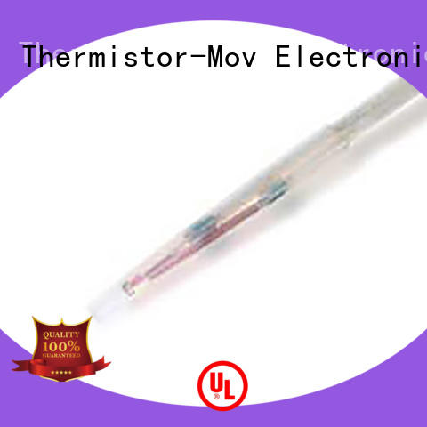 Thermistor-Mov waveform small temperature sensor with Safety monitoring system for wireless lan
