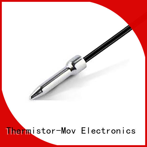 Thermistor-Mov glass  stove temperature sensor with Wide resistance range for converter