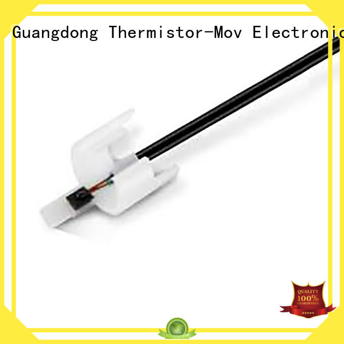 Thermistor-Mov glass  accurate temperature sensor with Wide resistance range for wireless lan