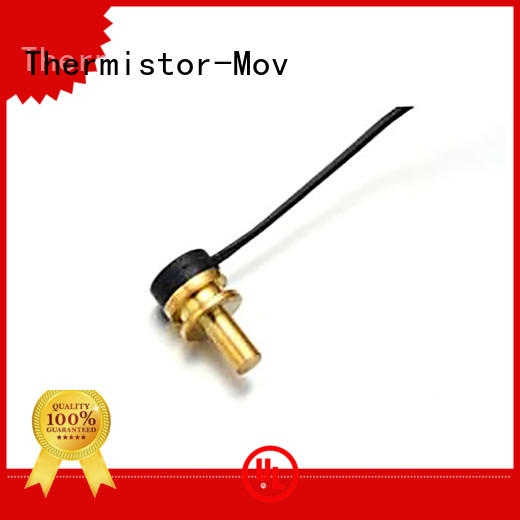 Thermistor-Mov hne temp sensors with Safety monitoring system for digital meter