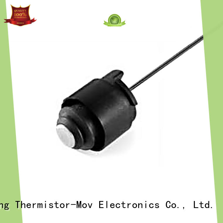Thermistor-Mov impact ptc temperature sensor with Wide resistance range for transformer