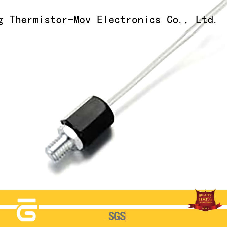 Thermistor-Mov ptc thermal sensor with good performance for switching mode power supply