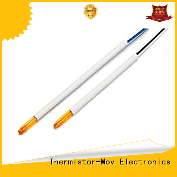 Thermistor-Mov series temperature control sensor with good performance for cable modem