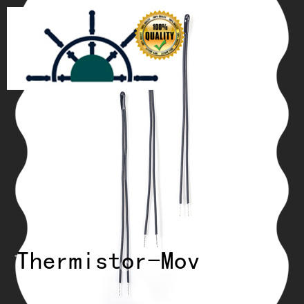 compensation glass encapsulated ntc thermistor supplier factory Thermistor-Mov