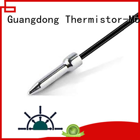 Thermistor-Mov marked small temperature sensor with good performance for digital meter