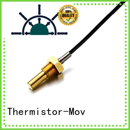 Thermistor-Mov stable high temperature sensor with Safety monitoring system for adapter