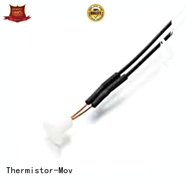 Thermistor-Mov temp sensors with Safety monitoring system for transformer