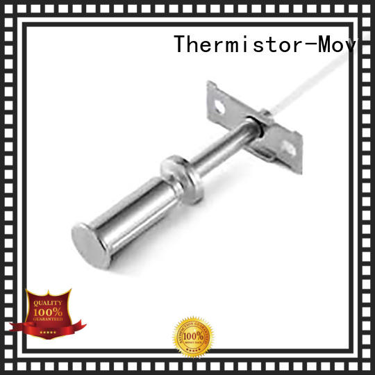 Thermistor-Mov glass sensor ntc with Safety monitoring system for compressor