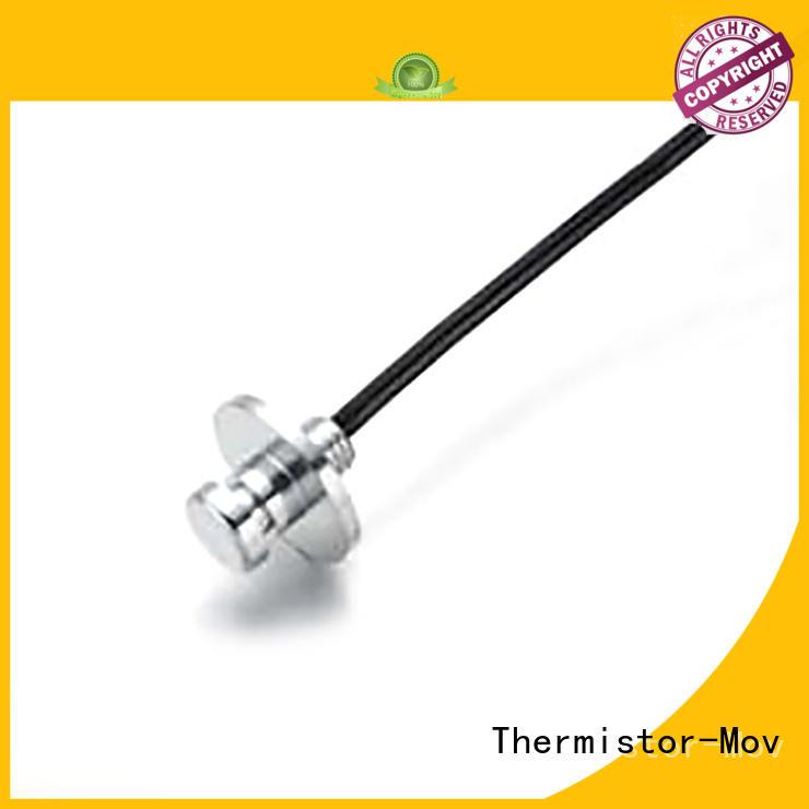 ntc type temperature sensor glass for transformer Thermistor-Mov