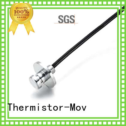 pulse contact temperature sensor with good performance for adapter Thermistor-Mov