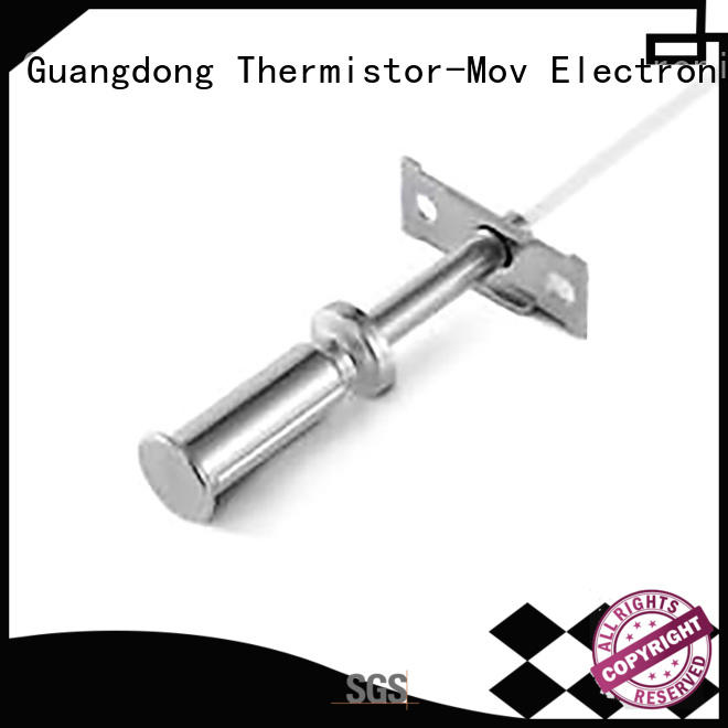 Thermistor-Mov newly high temperature sensor with good performance for wireless lan