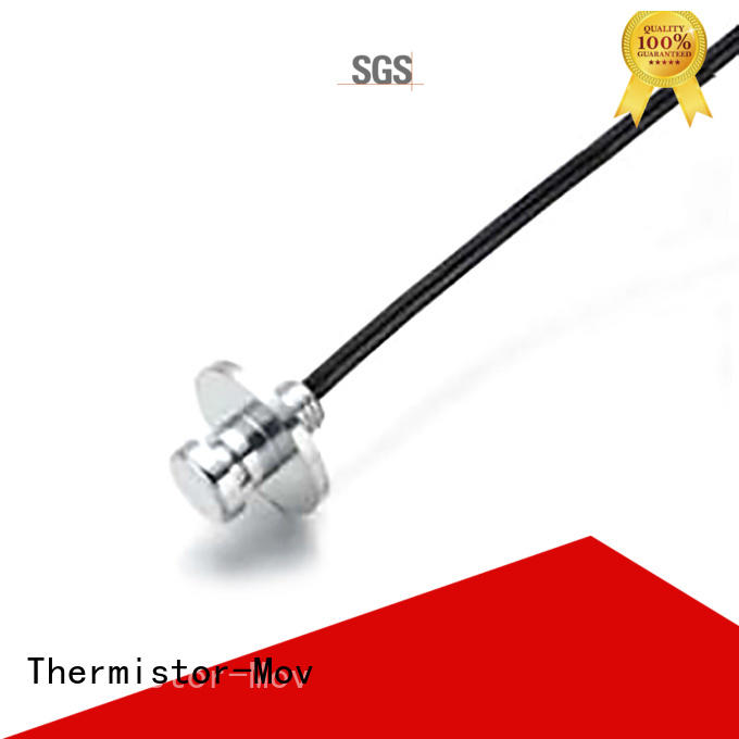 Thermistor-Mov surge temperature control sensor with Safety monitoring system for cable modem