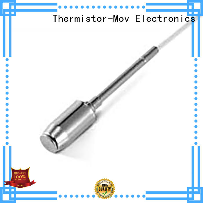 Thermistor-Mov stable sensor ntc with Wide resistance range for digital meter