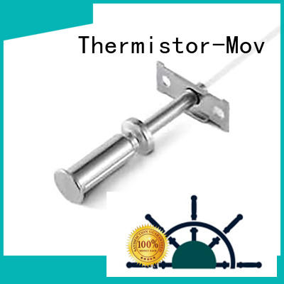 Thermistor-Mov minute ptc temperature sensor with good performance for digital meter