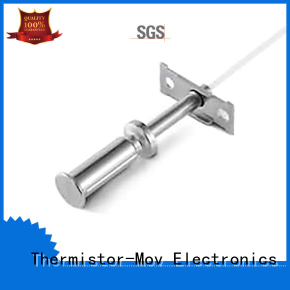Thermistor-Mov environmental thermo sensor with Safety monitoring system for adapter