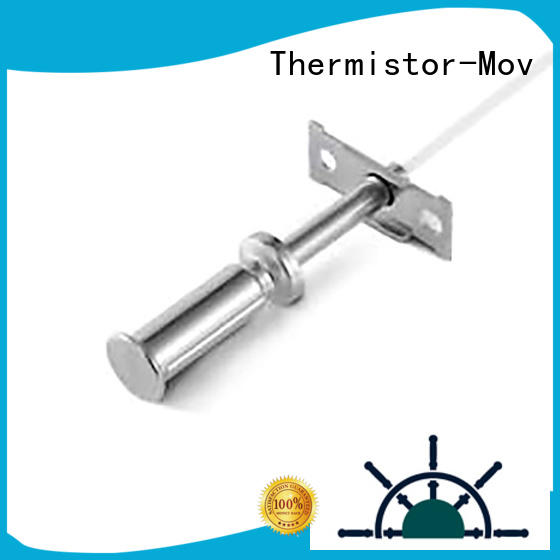 Thermistor-Mov effective precision temperature sensor with good performance for converter