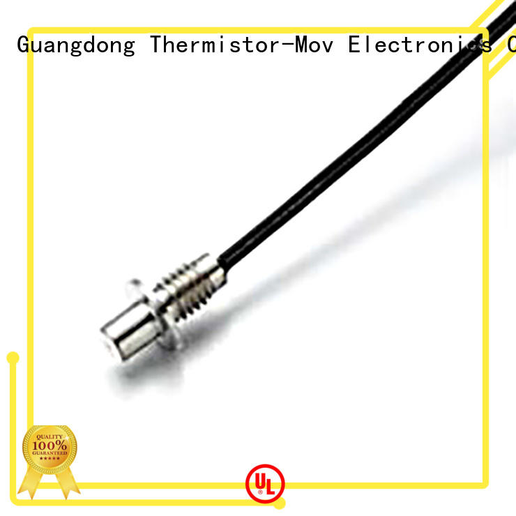 Thermistor-Mov chip high accuracy temperature sensor with good performance for adls modem