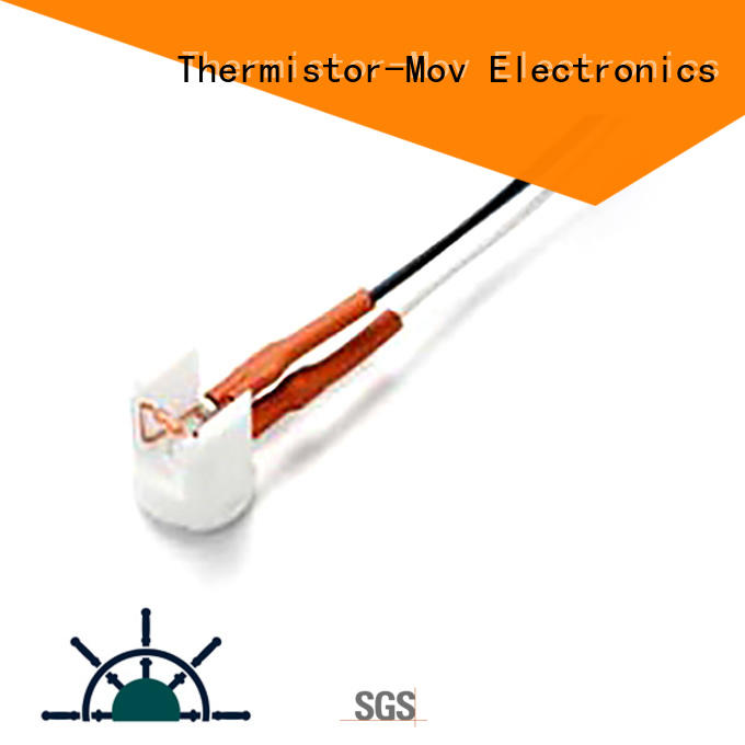 Thermistor-Mov waveform ptc temperature sensor with Safety monitoring system for motor