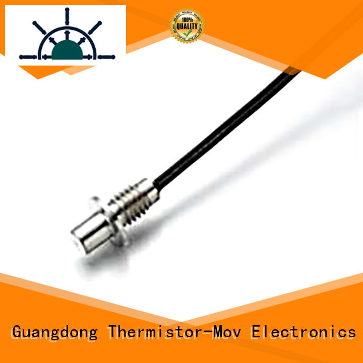 Thermistor-Mov environmental  heat temperature sensor with Safety monitoring system for digital meter