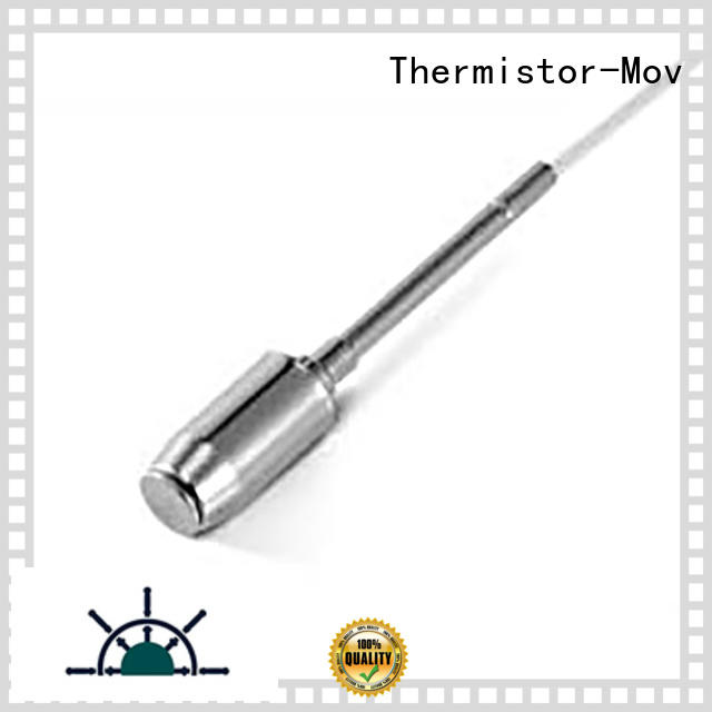 Thermistor-Mov high-energy high accuracy temperature sensor with good performance for adapter
