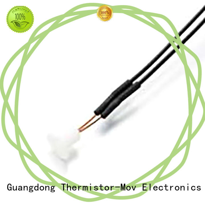 Thermistor-Mov surge thermistor temperature sensor with Safety monitoring system for isdn equipment