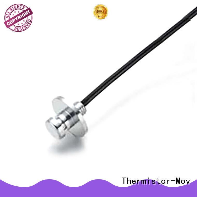 precision temperature sensor with Wide resistance range for adapter Thermistor-Mov