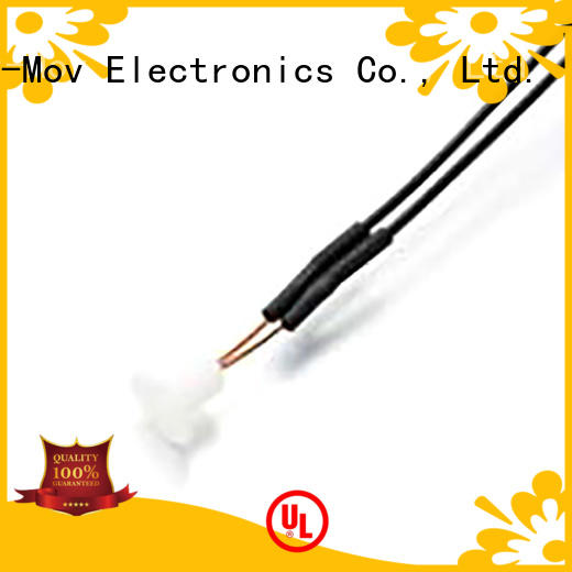 Thermistor-Mov best temperature sensor with Safety monitoring system for switching mode power supply
